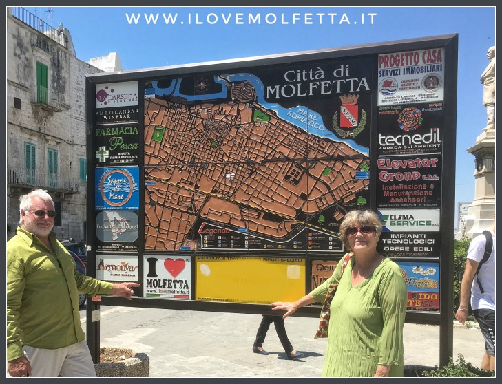 from Fremantle visit Molfetta<br />