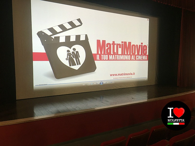 MatriMovie il tuo matrimonio al cinema