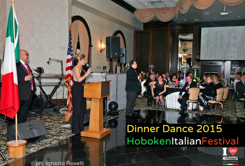 Dinner Dance 2015 #HobokenItalianFestival