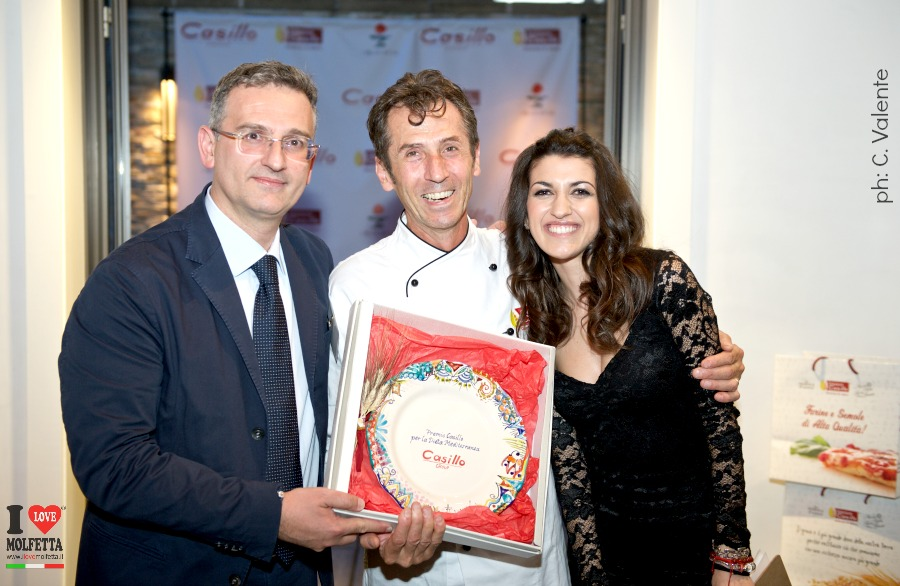 Chef Mauro Pansini premiato a New York