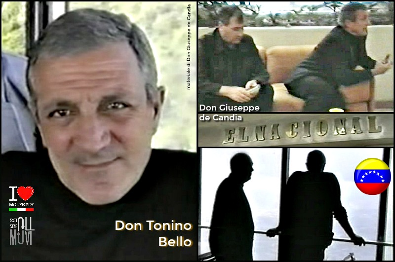 Video reportage: Don Tonino in Venezuela 1988