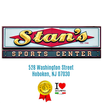 Stan ' s Sports Center Hoboken