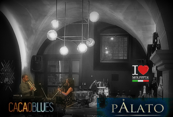 CacaoBlues from NYC to Molfetta
