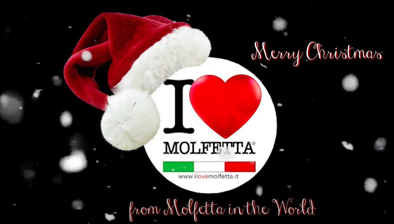 #ilovemolfetta from Molfetta in the World XmasTime