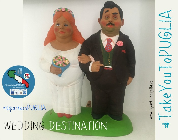 #tiportoinPUGLIA Wedding Destination