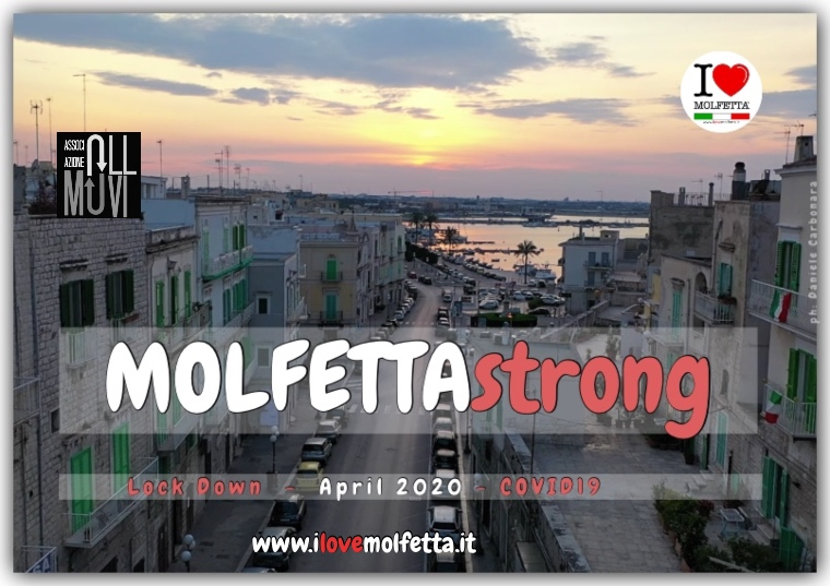#MolfettaStrong #LockDown april 2020